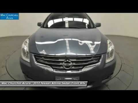 Delightful 2010 Nissan Altima Fort Worth, Ft. Worth, Arlington, Dallas, Irving D40456T