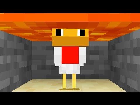 FÁBRICA DE POLLOS 🐔🔥 | Minecraft