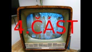 Oprava historické televize Tesla Ametyst (1960/62) 4.díl- Zvuková část a dokončení