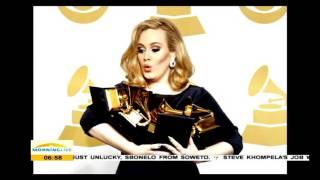 Singer Adele single