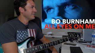 Guitar Teacher REACTS: All Eyes On Me -- Bo Burnham LIVE 4K
