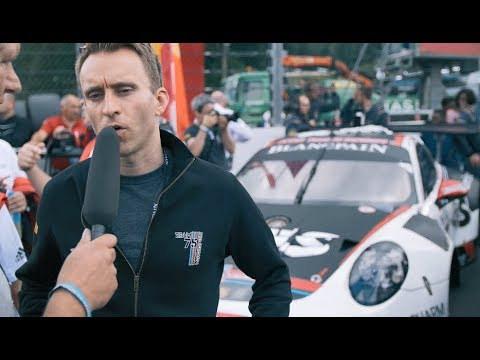24H Spa 2017 - Interview Timo Bernhard