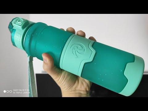 ZORRI ► КРУТЫЕ БУТЫЛКИ ДЛЯ СПОРТА / BPA FREE