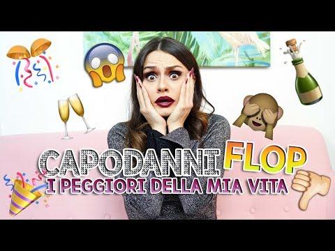 😱 CAPODANNI FLOP!! I PEGGIORI DELLA MIA VITA!!! 🙈 | MARYNA