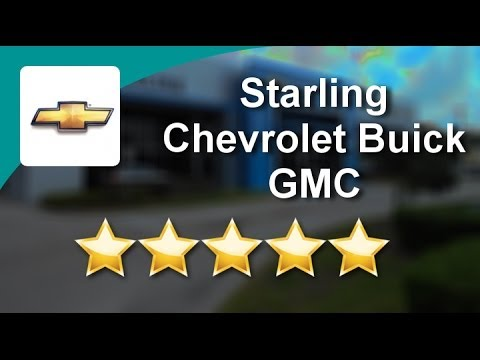 starling chevrolet buick gm in saint cloud receives 5 star. Black Bedroom Furniture Sets. Home Design Ideas
