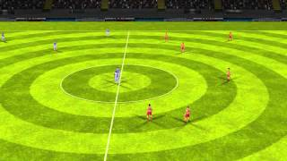 FIFA 14 Android - Real Valladolid VS FC Barcelona