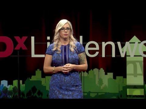 The Art of Persistence | Heather Brown-Hudson | TEDxLindenwoodU