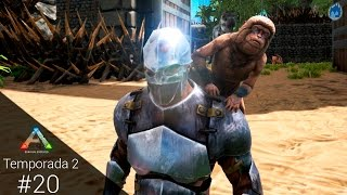 ARK Survival Evolved | UN MINI MONO! [Capítulo 20] | Temporada 2