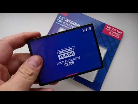 """Goodram CX400 128GB 2.5"""" SATAIII 3D TLC (SSDPR-CX400-128)"""