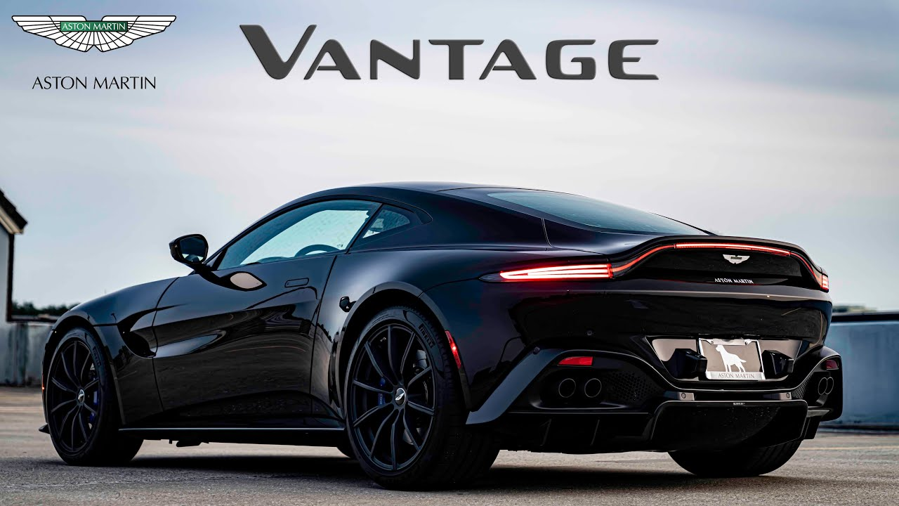 2020 Aston Martin Vantage Andie The Lab Review Youtube