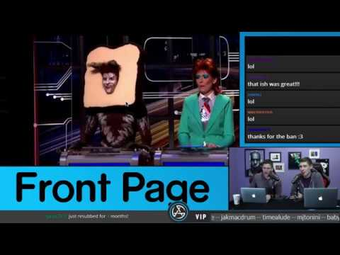 Kevin Pereira discussing how @midnight works on Twitch