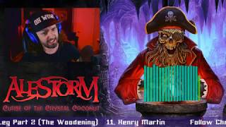 ALESTORM – Curse of the Crystal Coconut (Listening Party W/ Christopher Bowes) | Napalm Records