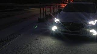 最強寒波! 大阪で大雪 事故だらけ~ thumbnail