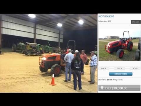 Weeks Farm Machinery - November 8, 2017