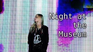 VLOG ☾ Ночь в Музее