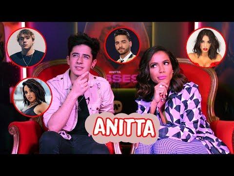 ADIVINA EL CANTANTE CON ANITTA