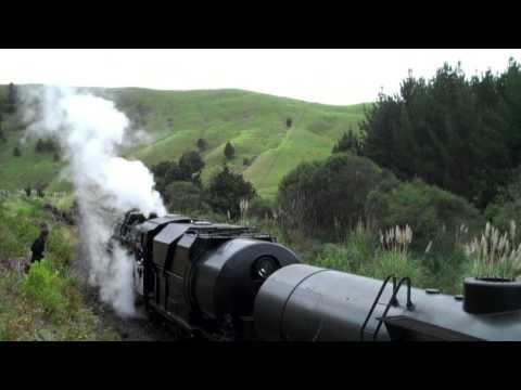North Auckland Line 2011 with Ja1275 to Whangarei HD part 1