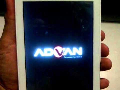 Hard Resset Advan E1c Pro Youtube