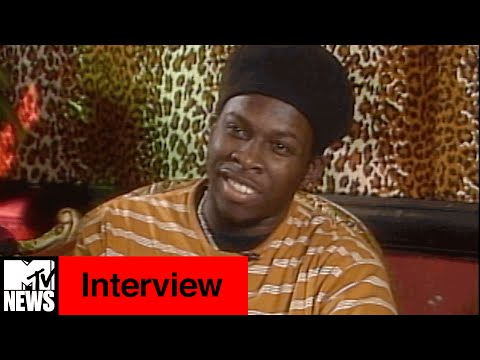 "A Tribe Called Quest Talk ""I Left My Wallet In El Segundo"" in 1990 Interview 