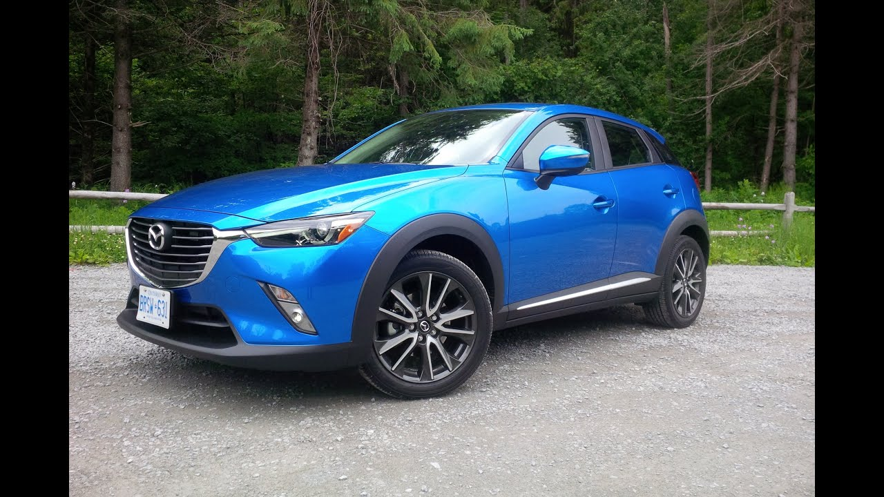2016 mazda cx 3 test drive and review youtube. Black Bedroom Furniture Sets. Home Design Ideas