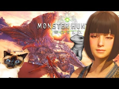 Monster Hunter World: First 2 Missions + The Saddest Story...