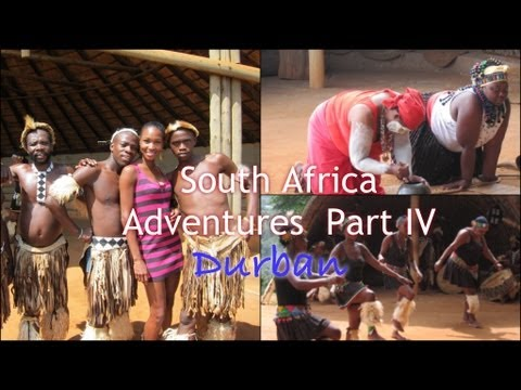 South Africa Adventures IV: Durban