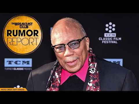 Quincy Jones Issues Lengthy Apology For Recent Viral Interviews