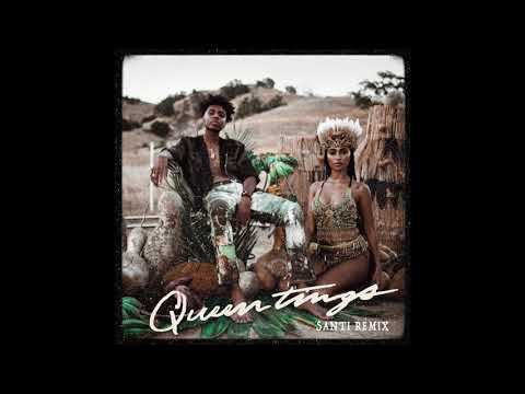 Masego - Queen Tings (Santi Remix)