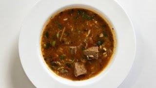 Готовим суп Харчо и Аджапсандали. 50 рецептов первого.