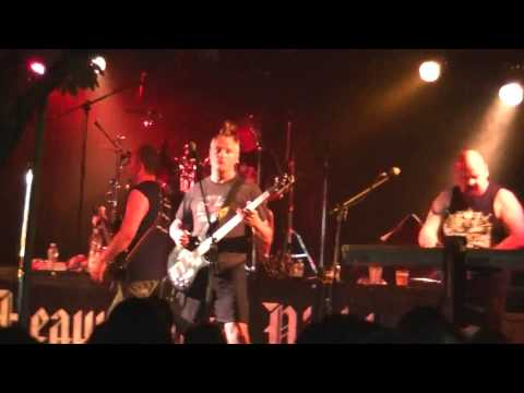 ANCILLOTTI + OVERDRIVE + CHARIOT + BLITZKRIEG - LIVE @ HEAVY METAL NIGHT 7