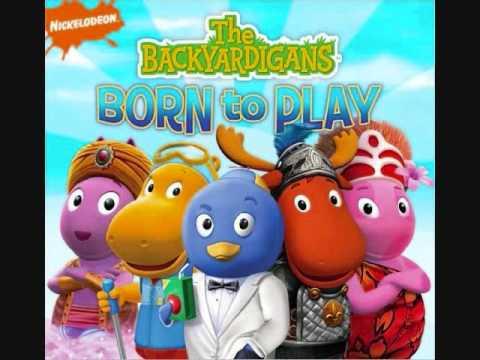 02 We Love a Luau - Born to Play - The Backyardigans - YouTube
