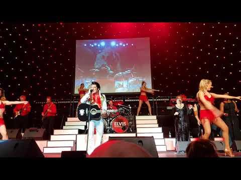 Elvis Musical Winterthur 2018