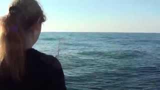 Смотреть Ловля Спиннингом На Черном Море С Берега Воблерами,Алексей Шанин Видео