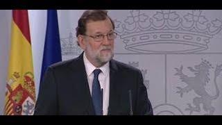 Spanien: Mariano Rajoy entmachtet die Separatisten in Katalonien