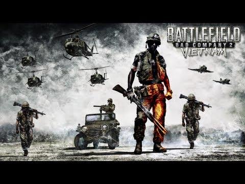 Battlefield Bad Company 2 - Vietnam Gameplay #1 (PC) (HD)