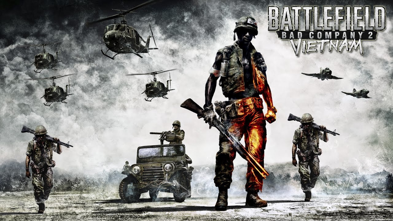 battlefield bad company 2 vietnam gameplay 1 pc hd youtube