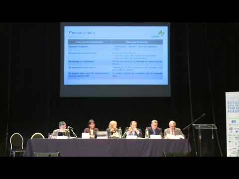 CPDP 2014: PbD- The Transition From Concept To Essential Component Of Data Protection Compliance
