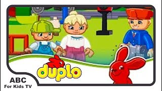 Lego Duplo Train Game l Top Best Lego Games For Kids l ABC For Kids TV Games