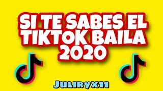 Si te sabes el Tiktok BAILA! 2020