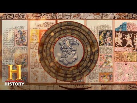 Ancient Aliens: MAYAN ARTIFACTS PROVE ALIEN VISITATION (Season 14) | History