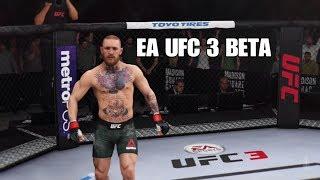EA UFC 3 BETA REVIEW!