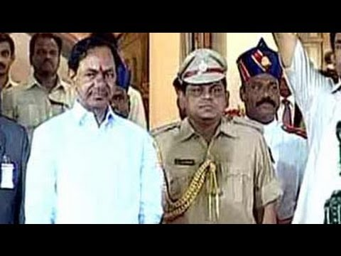 KCR sworn in as first Chief Minister of Telangana, India's 29th state