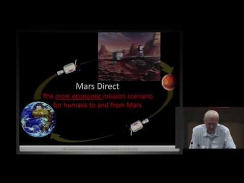 Jurgen Herholz - ISS Techs for Mars - 19th Annual International Mars Society Convention
