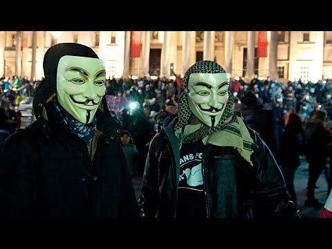 Million Mask March: Anonymous' Global Guy Fawkes Protest