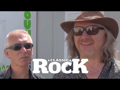 'Thunder' - Luke Morley & Danny Bowes | High Voltage Festival | Classic Rock Magazine