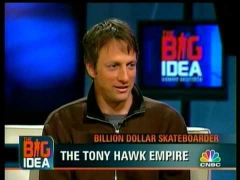 Tony Hawk Interview - Professional Skateboarders Pt. 2