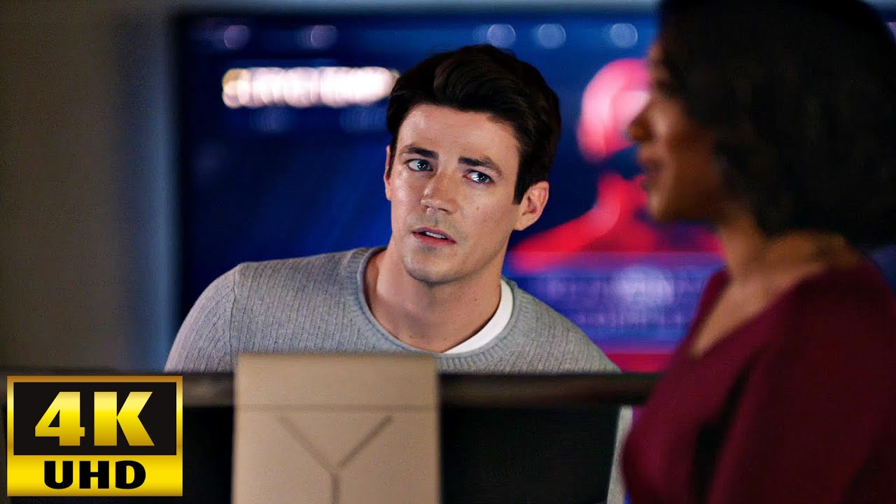 Download The Flash 7x06 Barry is awake and suspicious of the Speedforce [4K UHD]
