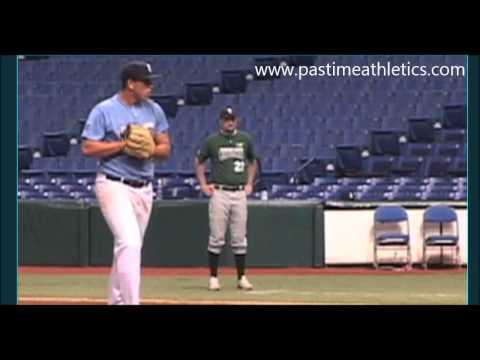 Jose Fernandez Miami Marlins Slow Motion Pitching Mechanics - Baseball Tips Drills MLB