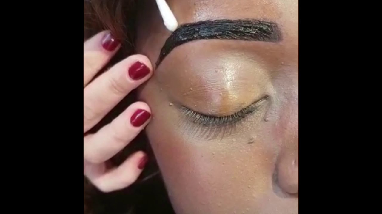 Tutorial Supercilium Brow Henna By Mrs Highbrow Youtube