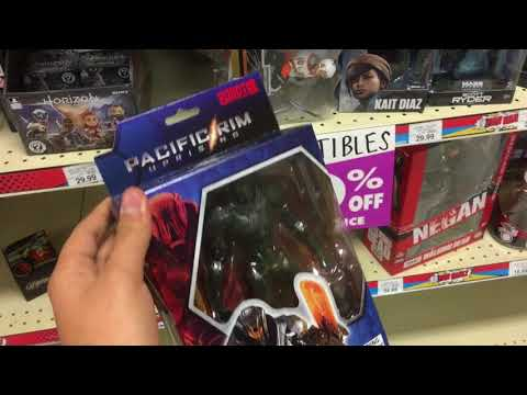 Pacific Rim Uprising Series 2 Toy Hunt In Toys R Us!